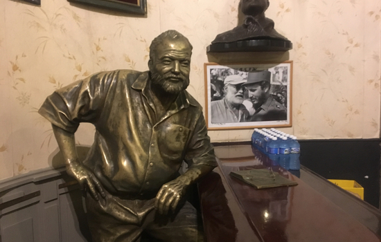 On the Hemingway trail in Cuba
