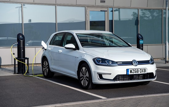 The e-Golf: She's Electric!